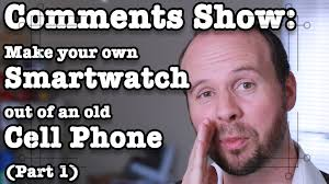 Old Cell Phone Meme - comments show make your own smartwatch from an old cell phone