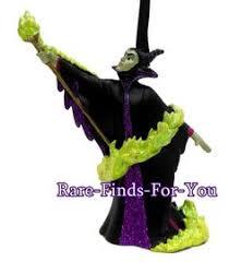 limited edition disney villain ear hat ornaments evil
