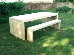 picnic table plans detached benches picnic tables with detached benches diy picnic table separate