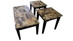 faux marble coffee table products american rental