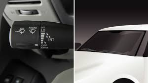 nissan cargo van black 2018 nissan nv cargo van windshield wiper and washer controls