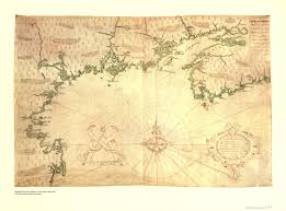 Bank Of America Locations Map by Champlain And The Settlement Of Acadia 1604 1607 Canadian