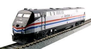 ho scale ge p42 genesis kato usa precision railroad models