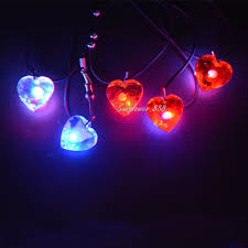 cheap christmas light up necklace popular light up flashing christmas necklaces buy cheap light up