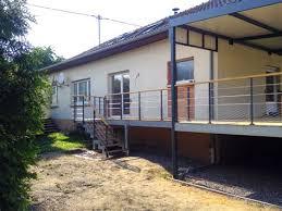 chambre sur pilotis chambre d hotes en alsace avec piscine 5 terrasse sur pilotis