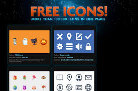 free finder websites need free icons here are 13 websites to them
