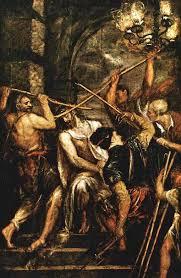 imagenes variadas de jesus el rosario tercer misterio doloroso