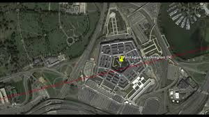 Pentagon Map Capitol Building Alignments Arkansas Pentagon Maryland