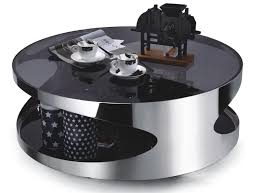 Coffee Tables Black Glass Glass Circular Coffee Table Dans Design Magz Different Shades