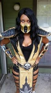 Halloween Costumes Mortal Kombat Cosplay Mortal Kombat Scorpion Scorpion Cosplay Mortal