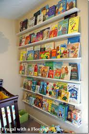 Kids Bookshelves by Floating Bookshelf Tutorial I U0027m More Impressed By All The