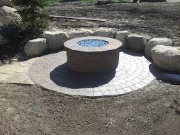 Diy Natural Gas Fire Pit by Natural Gas Fire Pits Patio Techieblogie Info