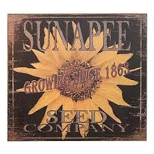 sunflower seed packets sunflower seed sign sturbridge yankee workshop
