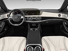2014 S550 Interior Mercedes Benz S Class Prices Reviews And Pictures U S News