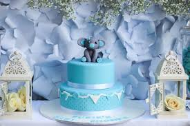 Astonishing Ideas Blue And Gold Baby Shower Decorations Cool