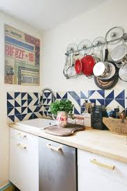 Colorful Kitchen Backsplashes 182 Best Color In The Kitchen Images On Pinterest Apartment