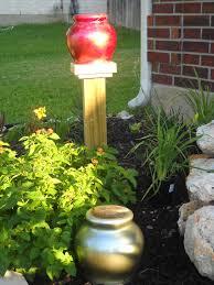 Garden Gazing Globes Craft Goodies Re Purposed Garden Decor Gazing Ball U0026 Stand