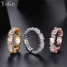 baguette ring aliexpress buy yoge r0377 fashion aaa cubic zirconia