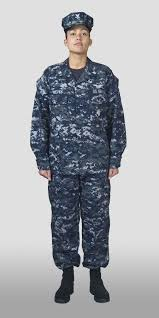 gray gray and gray navy will phase out blue and gray camouflage uniforms this fall