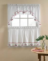curtain ideas for kitchen white kitchen curtains home design ideas and pictures