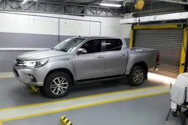toyota truck hilux toyota s all hilux truck is ready to take on the most grueling