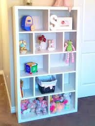 furniture handsome beauty white bookshelf and how make