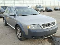 audi allroad 2003 auto auction ended on vin wa1yd54b03n010285 2003 audi allroad in