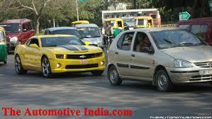 cost of chevrolet camaro in india chevrolet to bring camaro in india but price