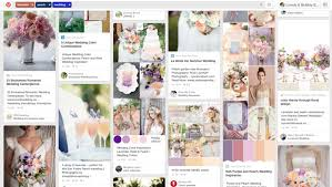 how to choose wedding colors journal blooms