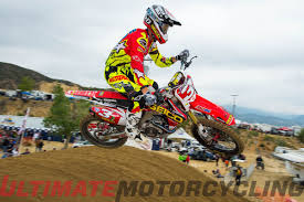 ama outdoor motocross eli tomac shoulder injury denies motocross title hopes