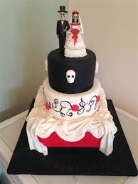 skull wedding cakes wedding cakes by jayne skull wedding cakes