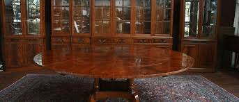 redoubtable round dining room tables with leaves the jessica
