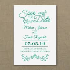 Save The Date Wedding Cards Save The Date Cards Magnets Fun U0026 Formal Little Flamingo