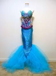 Ariel Mermaid Halloween Costume Adults 25 Mermaid Costumes Ideas