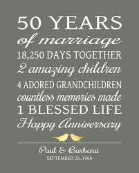 50 anniversary gifts 50th wedding anniversary gifts for parents 50th anniversary gift