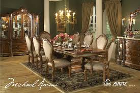 dining room pieces 9 piece formal dining room sets von furniture versailles set in
