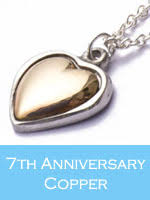 7th wedding anniversary gifts for wedding anniversary gift list traditional and modern