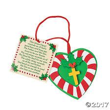 ornament craft kit