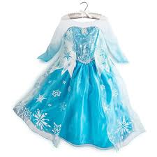 amazon com disney store frozen princess elsa costume size medium