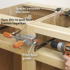 best screws for attaching cabinets together make cabinets the easy way wood magazine