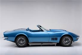 1969 corvette convertible 1969 chevrolet corvette l88 convertible 189253