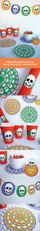 free printable skeleton halloween table decorations u0026 hp