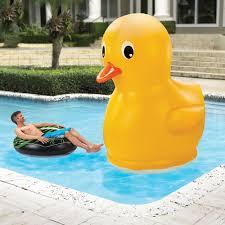 the rubber duckie hammacher schlemmer