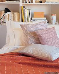 Pillow Designs by Pillow Projects Martha Stewart