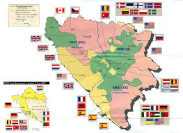 Cold War Germany Map Hybrid Wars Breaking The Balkans Intense New Cold War