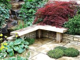 Backyard Seating Ideas by Backyard Garden Design Ideas Nz The Garden Inspirations