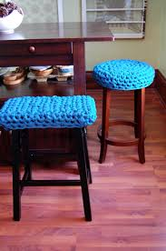 Barstool Cushions Round Bar Stool Seat Covers