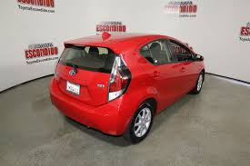 certified pre owned lexus san diego certified pre owned 2015 toyota prius c four hatchback in