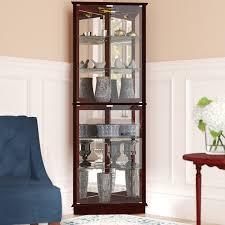 Corner Curio Cabinet Kit Corner Curio Cabinets Target Corner Curio Cabinets Target
