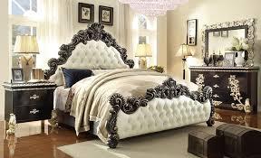 interior home designing padded headboard bedroom sets home interior design ideas